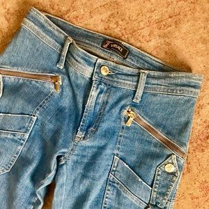 Versace Jeans - Versace high waisted jeans